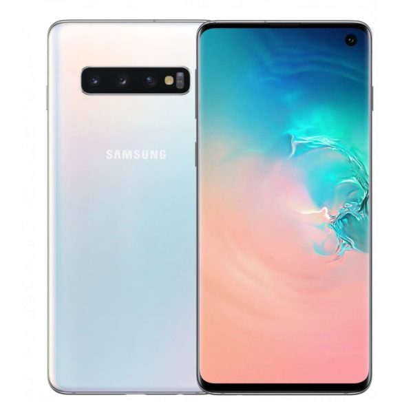 Samsung Galaxy S 10 8GB/128GB Pearl White (Перламутровый белый)