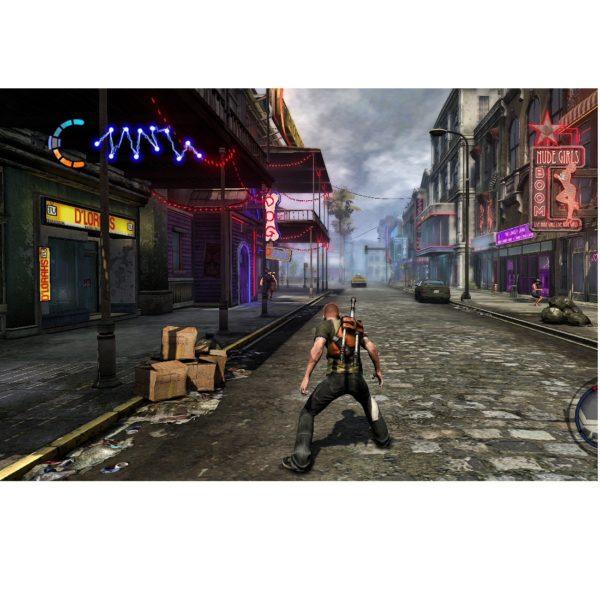 inFamous 2 - Дурная репутация 2 на PS3 Б/У игра