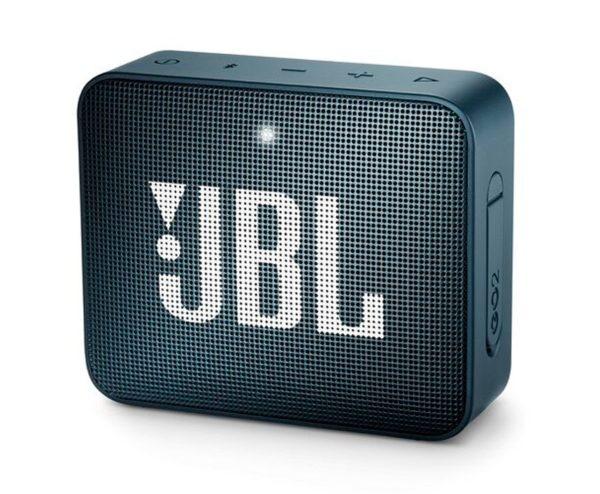 Портативная колонка JBL GO 2 Dark blue (Темно-синий)