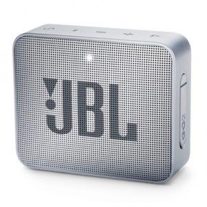 Портативная колонка JBL GO 2 Silver (Серебряный)