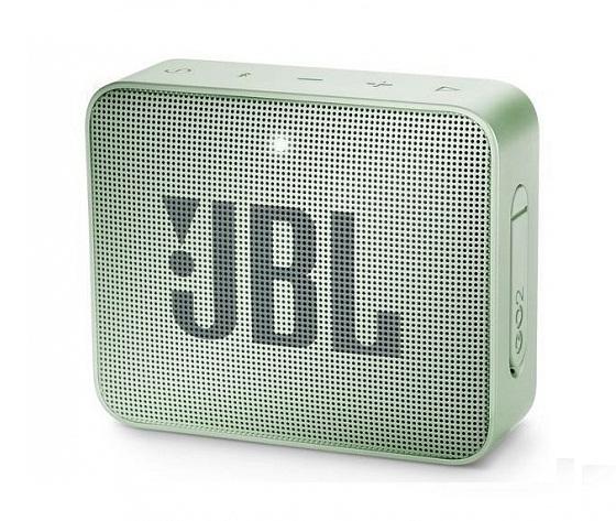 Портативная колонка JBL GO 2 Green (Зеленый)