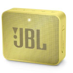 Портативная колонка JBL GO 2 Yellow (Желтый)