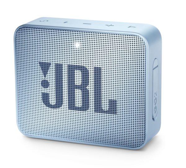 Портативная колонка JBL GO 2 Light blue (Голубой)