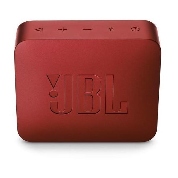 Портативная колонка JBL GO 2 Red (Красный)