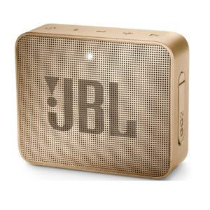 Портативная колонка JBL GO 2 Gold (Золотой)