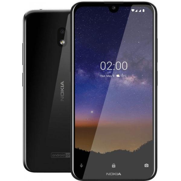 Nokia 2.2 16GB Black (Черный)