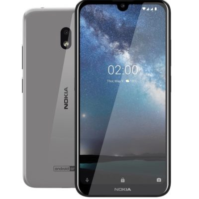 Nokia 2.2 16GB Steel (Серый)