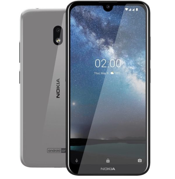 Nokia 2.2 16GB Steel (Серый)