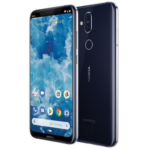 Nokia 8.1 4GB/64GB Indigo (Индиго)