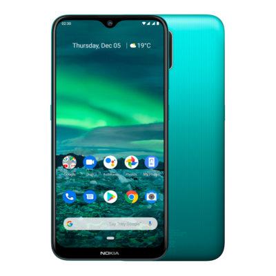 Nokia 2.3 2GB/32GB Cyan green (Бирюзовый)