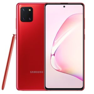 Samsung Galaxy Note 10 Lite 6GB/128GB Red (Красный)