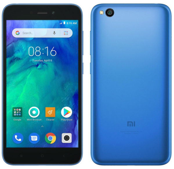 Xiaomi Redmi Go 1GB/8GB Blue (Синий)