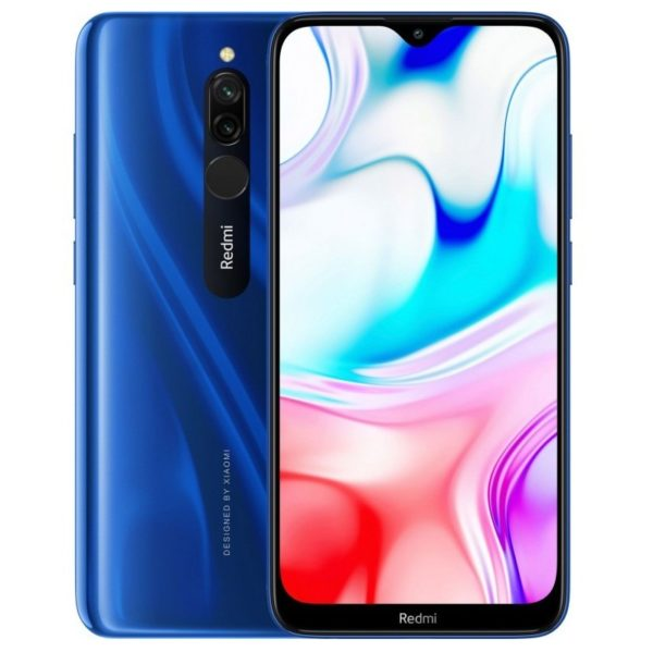 Xiaomi Redmi 8 3GB/32GB Blue (Синий)