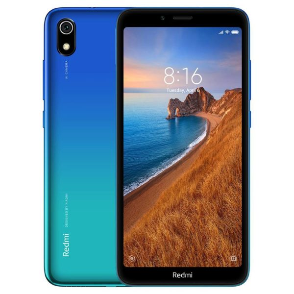 Xiaomi Redmi 7A 2GB/16GB Blue (Синий)