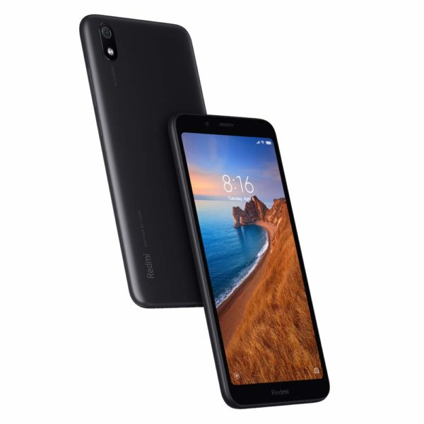 Xiaomi Redmi 7A 2GB/16GB Black (Черный)