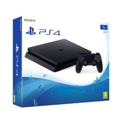 Игровая приставка PlayStation 4 Slim 1Tb