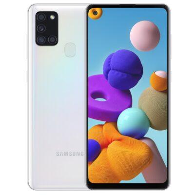 Samsung Galaxy A 21S 3GB/32GB White (Белый)