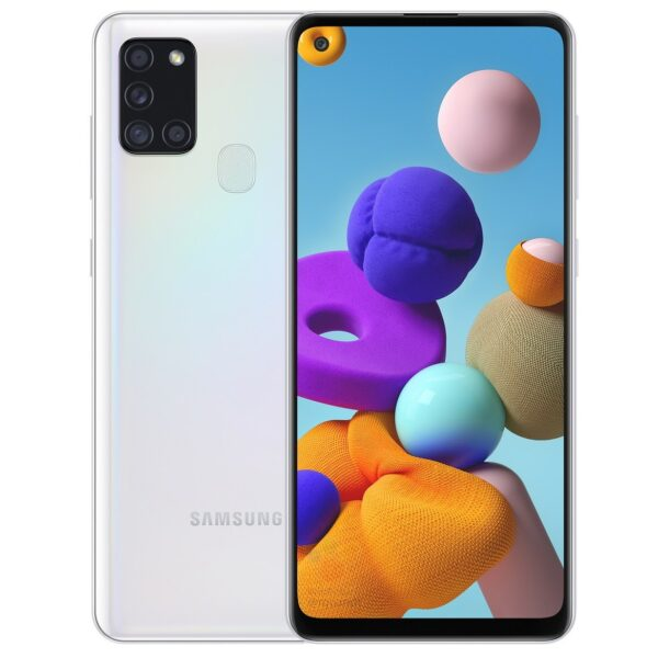 Samsung Galaxy A 21S 3GB/32GB White (Белый)