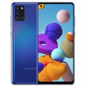 Samsung Galaxy A 21S 3GB/32GB Blue (Синий)