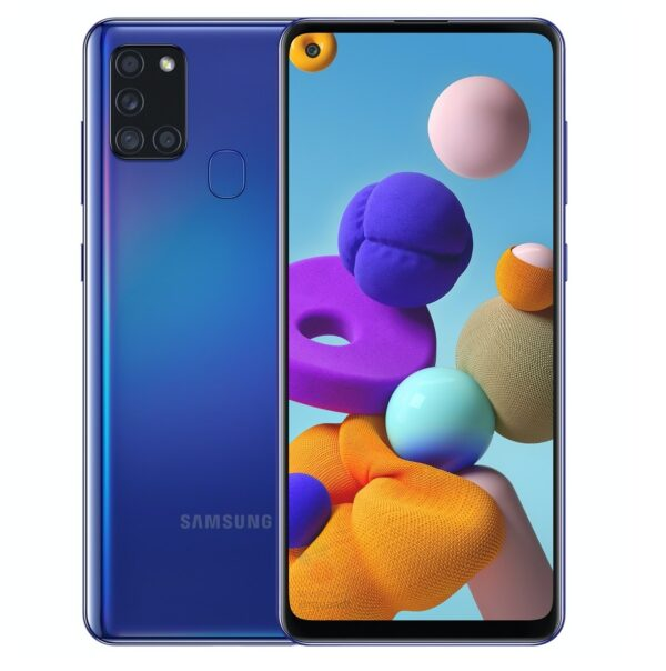 Samsung Galaxy A 21S 3GB/32GB Blue (Синий)
