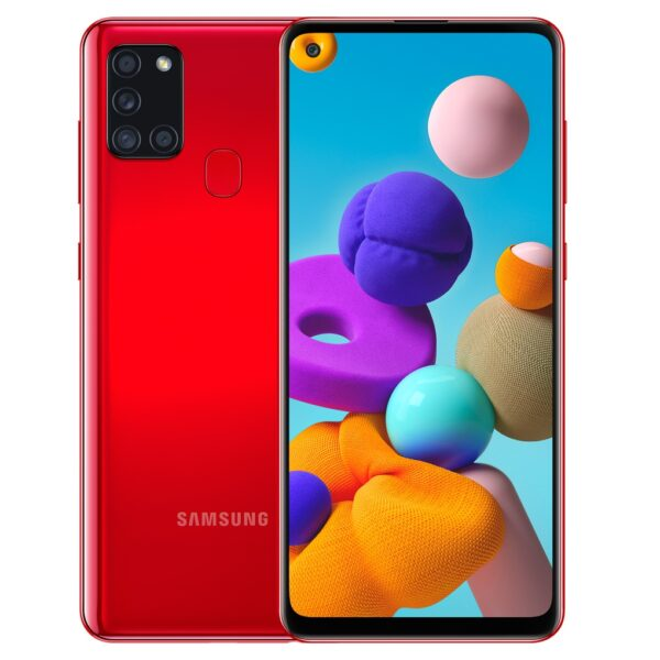 Samsung Galaxy A 21S 3GB/32GB Red (Красный)
