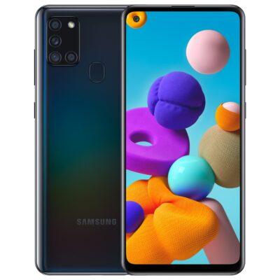 Samsung Galaxy A 21S 4GB/64GB White (Черный)