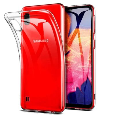 Прозрачный чехол для Samsug Galaxy A10