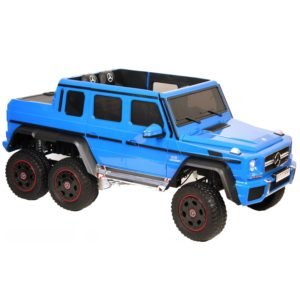 Электромобиль RiverToys Mercedes-Benz G63 AMG P777PP