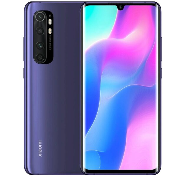 Xiaomi Mi Note 10 Lite 4GB/64GB Nebula purple (Фиолетовый)