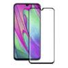 Защитное стекло 10D для Samsung Galaxy A40 c рамкой