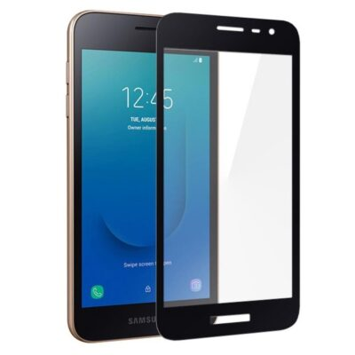 Защитное стекло 10D для Samsung Galaxy J2 c рамкой