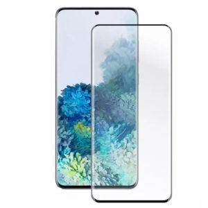 Защитное стекло для Samsung Galaxy S20 c рамкой
