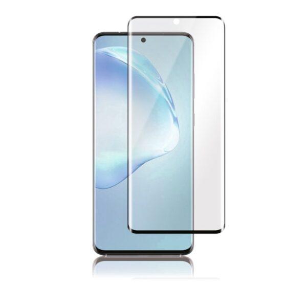 Защитное стекло для Samsung Galaxy S20 Ultra c рамкой
