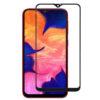 Защитное стекло 10D для Samsung Galaxy A10 c рамкой