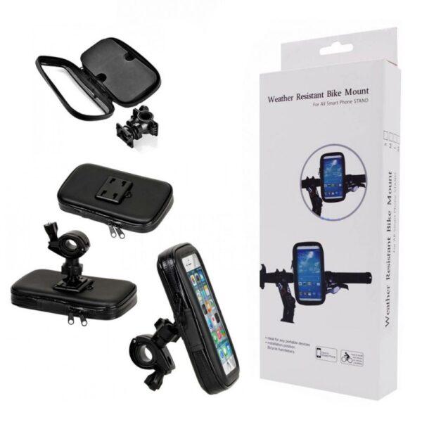 Держатель для телефона Weather resistant bike mount защитный