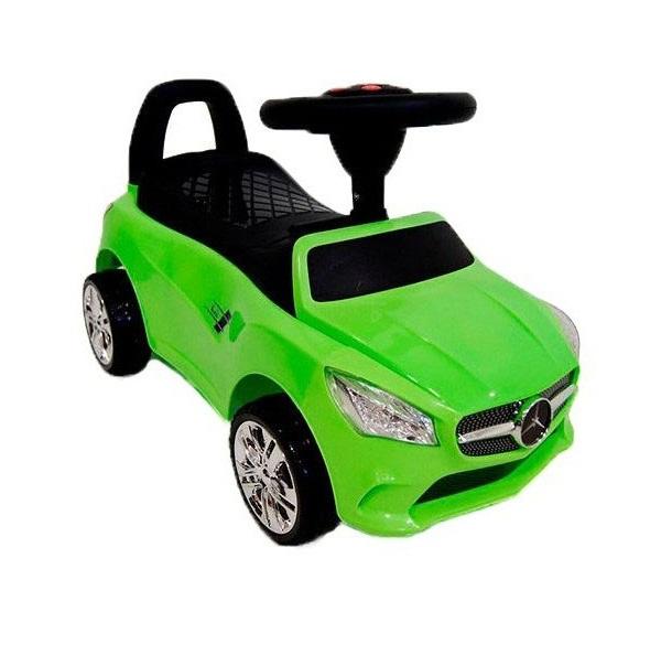 Каталка RiverToys Толокар Mercedes-Benz JY-Z01С MP3