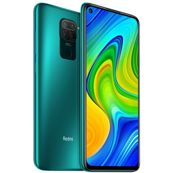 Xiaomi Redmi Note 9 3GB/64GB Green (Зеленый)