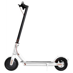 Электросамокат Xiaomi Mi Electric Scooter 1S (белый)