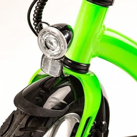 Электросамокат KUGOO ES3 Jilong зеленый