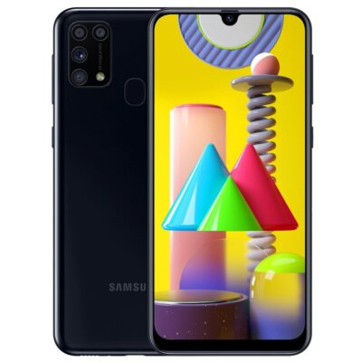 Samsung Galaxy M31 6GB/128GB Black (Черный)