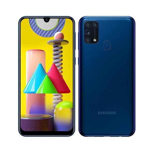 Samsung Galaxy M31 6GB/128GB Blue (Синий)