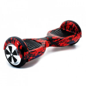 Гироскутер Smart Balance Wheel GT 6.5 (огонь)