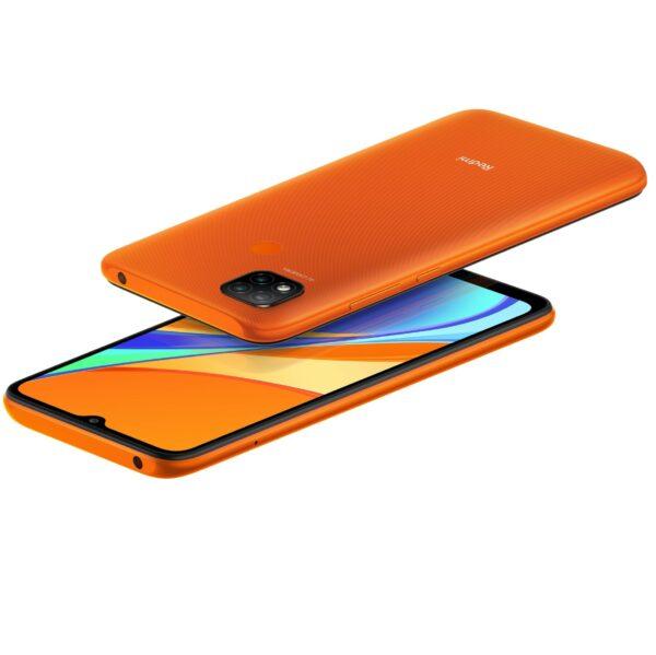 Xiaomi Redmi 9C 3GB/32GB Sunrise Orange (Оранжевый)
