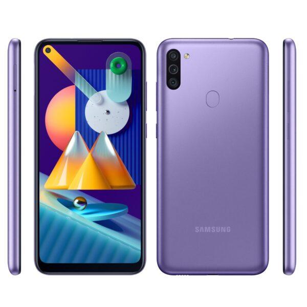 Samsung Galaxy M11 3GB/32GB Violet (Фиолетовый)