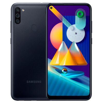 Samsung Galaxy M11 3GB/32GB Black (Черный) купить в Москве
