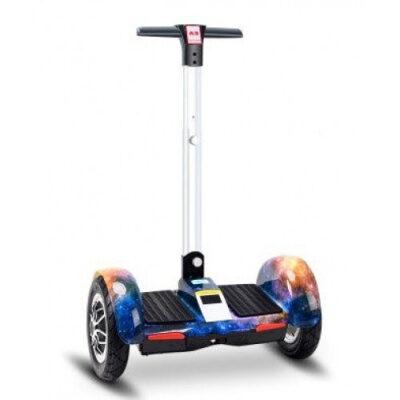 Сигвей Smart Balance Wheel A8 GT 10.5 Гироскутер с ручкой (космос)