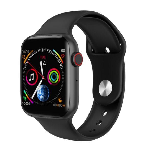 Смарт часы Smart Watch Microwear W34+ (MTK2502) Black (черный)