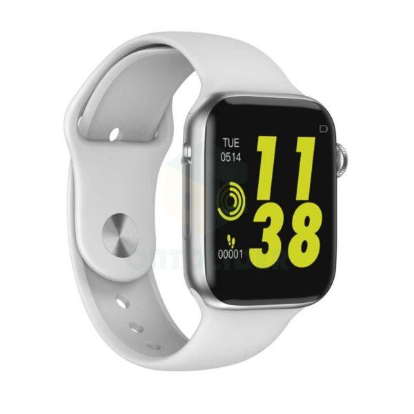 Смарт часы Smart Watch Microwear W34+ (MTK2502) White (белый)