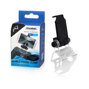 Dobe Mobile Phone Clamp (TP4-016B) держатель для смартфонов на геймпад Dualshock 4 черный (Копировать)