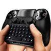 Dobe Wireless Keyboard (TP4-008) беспроводная клавиатура на геймпад Dualshock 4 черный